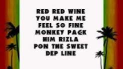 UB40   Red Red Wine Lyrics!1
