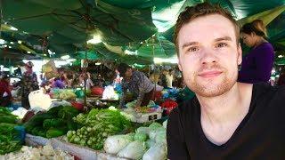 PHNOM PENH, CAMBODIA. RAW CITY TOUR 🇰🇭