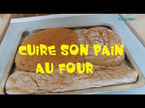 CombinAstuces  Cuire Son Pain Au Four Electrique  Youtube