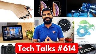 Tech Talks #614 - iPhone Xs Giveaway, Realme 2 Pro 8GB RAM, Whatsapp Updates, Redmi Note 6 Pro