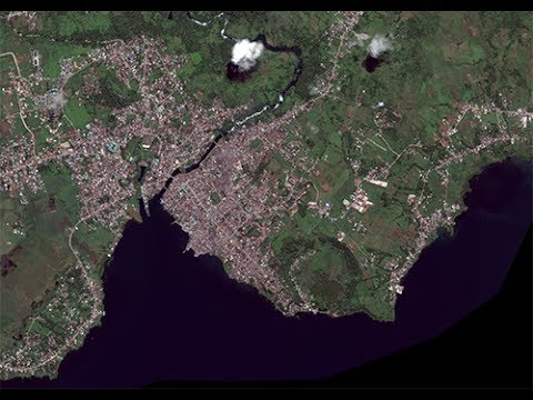 Satellite Imagery: The Fight for Marawi City