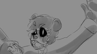 You can't hide Fnaf Sl (mini-animatic...?)