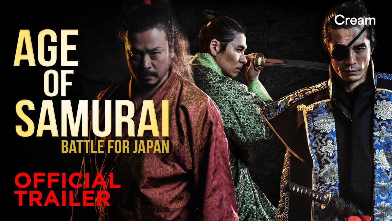 Netflix drops trailer for 'Age Of Samurai'