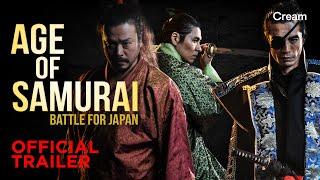 Age of Samurai: Battle for Japan | Official Trailer