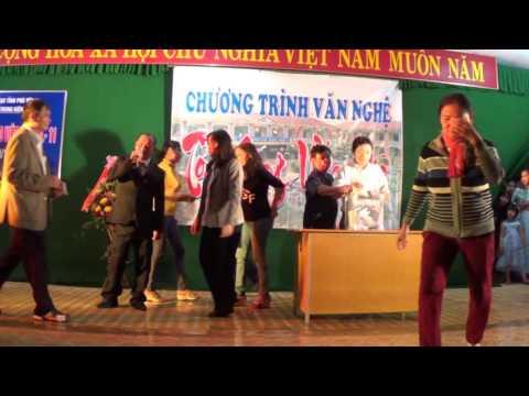 Tỏa sáng ước mơ 2014 Trường THPT Lê Trung Kiên (Nguyễn Tước, Để gió cuốn đi)