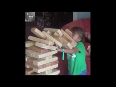 Los niños mas tontos del mundo