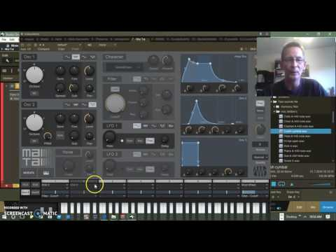 Synthesizers 8 ; ADSR (attack, decay, sustain and release), The basics
