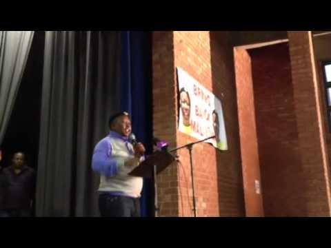 Malema opens Peter Mokaba Memorial Lecture 2012