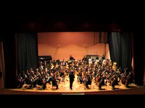 Banda del Conservatorio Superior de Música de Salamanca - Tercio de Quites Pasodoble