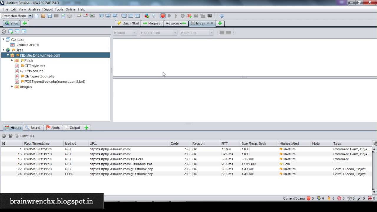 Bypassing Client side controls 1 Hidden Form Fields - YouTube