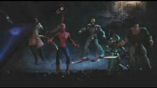 spider-man friend or foe movie trailer