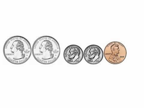 Counting Coins 2 - Large.m4v - YouTube