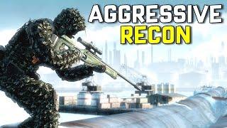 AGGRESSIVE RECON - Battlefield: Bad Company 2