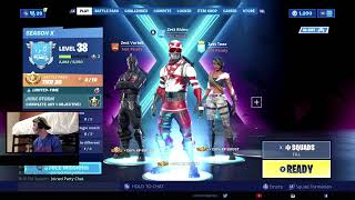 Fortnite with the boys! Giveaway at 100 subs! (54/100)