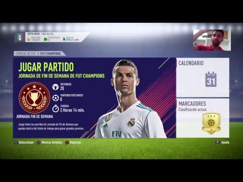 FIFA 18    WL  Ouro  Ou Faze Uma Live De Traveco!  A EA Decide