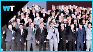 NAZI Prom Photo Goes VIRAL On Social Media