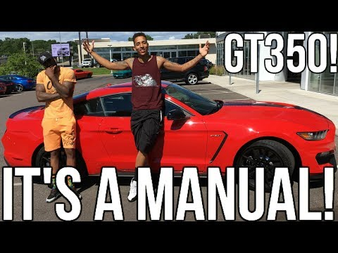 2017 Mustang GT350 Review!! From A Hellcat Owner & Tall Guys Perspective