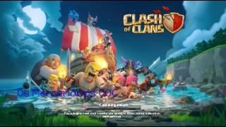 Layout troll CV3 Insano Vila do Construtor - Clash Of Clans Os MERCENÁRIOS