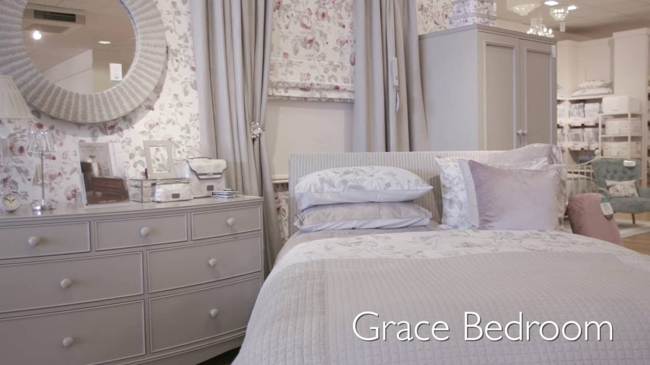 Laura Ashley Bedroom Collections AW2016  YouTube