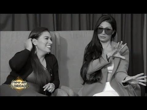 Simone e Simaria falam à Record TV sobre suposta briga com Anitta