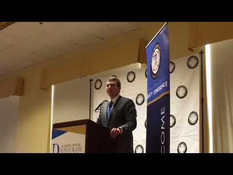 Walt Maddox speech June 7, 2018