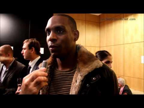 Ronald Pognon - Défile au Salon du Chocolat 2012