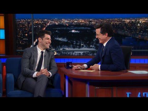 Max Greenfield Does John Travolta Doing Robert Shapiro