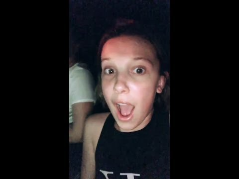Millie Bobby Brown lost her voice due to filming Stranger Things