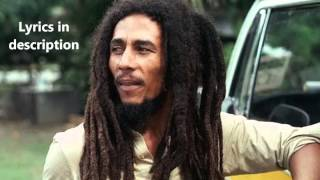 Bob Marley - Jamming - HD - With Lyrics