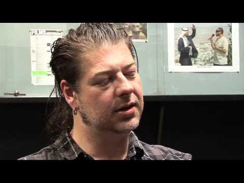 Interview Stone Sour - Jim Root (part 2)