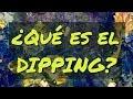 *️⃣ Dipping básico - Curso de Arte Acrílico Fluido