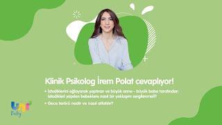 Klinik Psikolog İrem Polat Sorularınızı Yanıtlıyor! #2