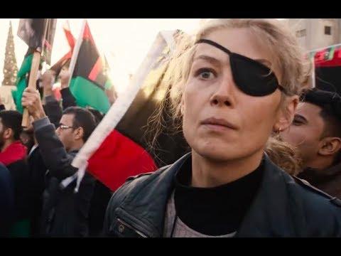 'A Private War'   2018  Rosamund Pike, Jamie Dornan