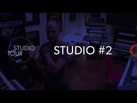 Junkie XL - Studio #2 Tour