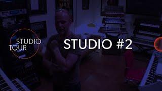 Junkie Xl - Studio 2 Tour @ www.OfficialVideos.Net