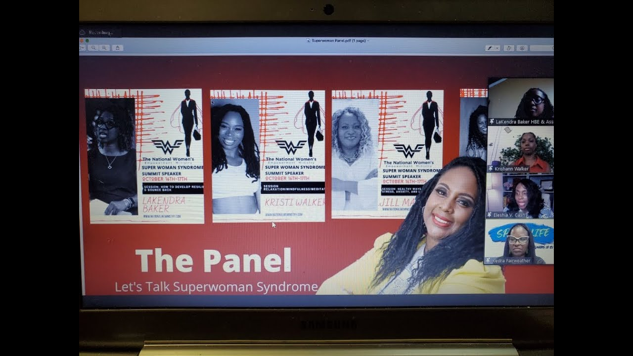 Recap from The Superwoman Syndrome Summit