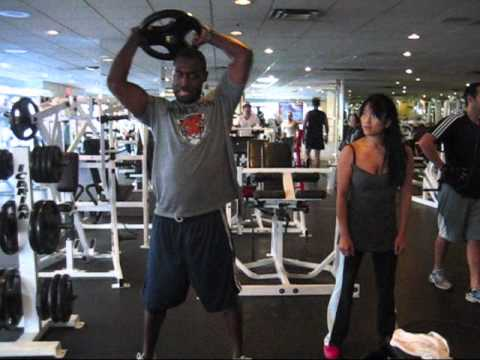 ANNA WONG FITNESS with Adrian Holmes