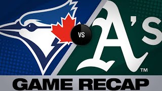 Tellez, Drury and Smoak homer in 10-1 win - 4/20/19