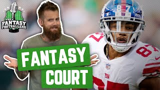 Fantasy Football 2019 - The Fantasy Court + Buy or Sell - Ep. #763
