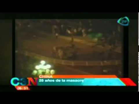 Matanza de Tiananmen cumple 25 años / Tiananmen Massacre 25th birthday
