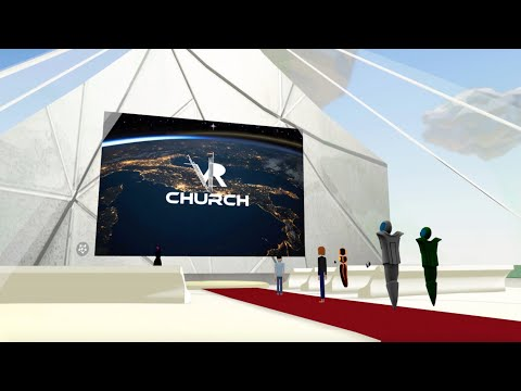 A virtual reality baptism will strengthen Oregon man's faith