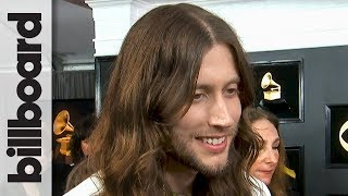 'Black Panther' Composer Ludwig Göransson Reacts to Winning Best Score | Grammys