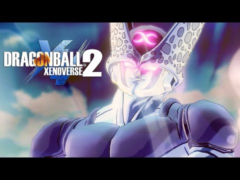 Dragon Ball: Xenoverse 2 - TGS 2016 Trailer