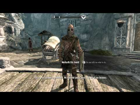 TES V: Skyrim - Side Quest - The Forsworn Conspiracy (2)