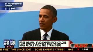 "Barack Obama: ""My Military Assured Me ...."""