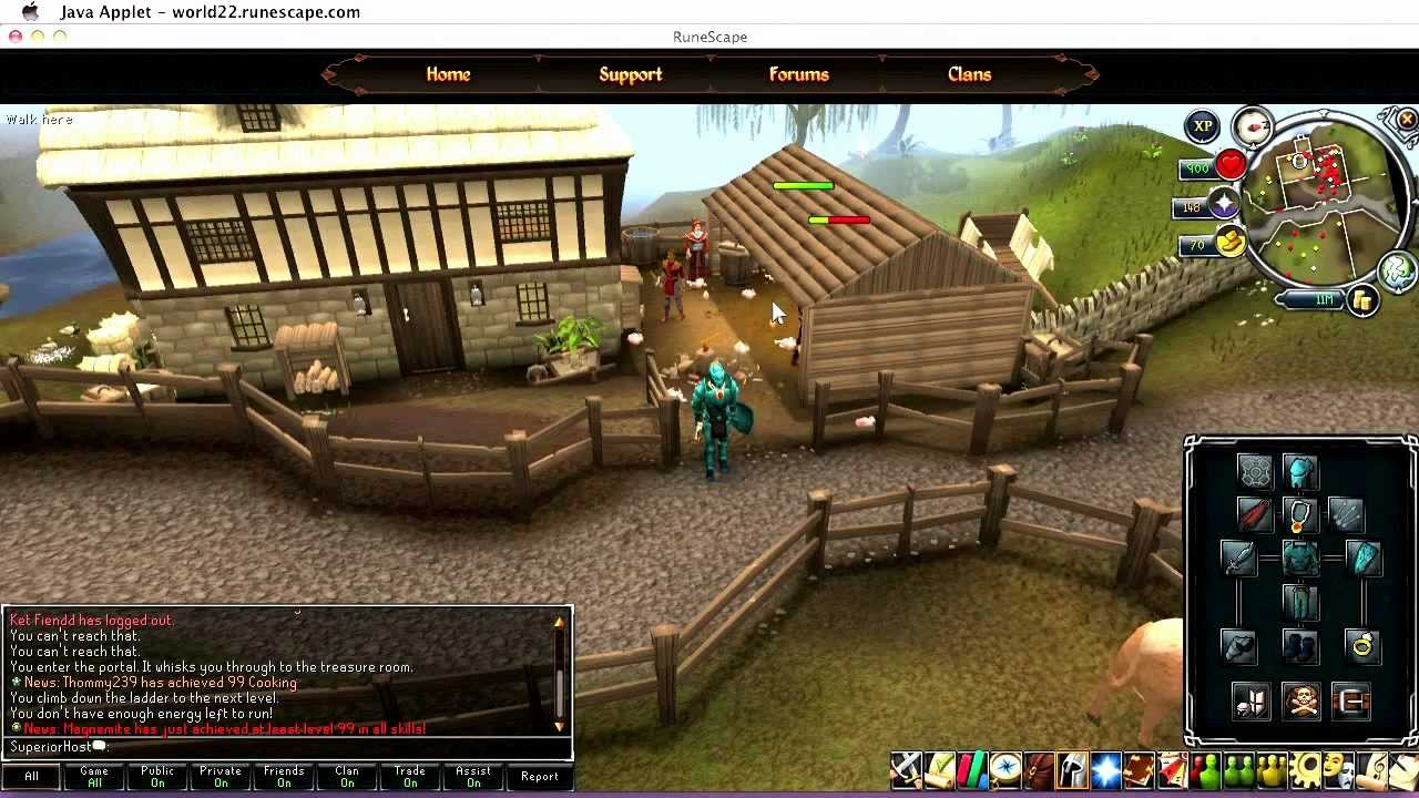 Runescape melee combat attack strength and defense for Runescape exp table 1 99