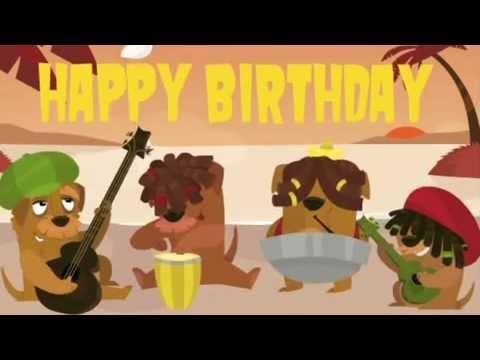 Reggae Birthday Song Youtube