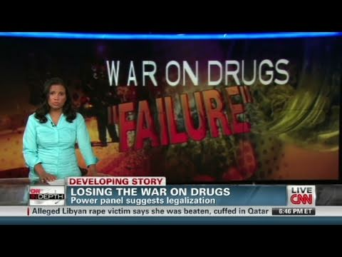 CNN: Time To End War On Drugs?