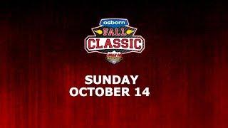 Osborn Fall Classic - Sunday October 14