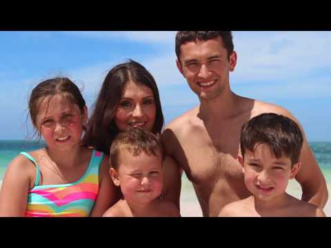 DR Family Trip Slideshow. Lendel Family Vlog. Dominican Republic Vacation Fun